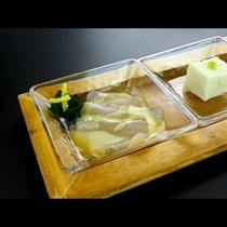 【夕食】前菜★手作り刺し身こんみゃく