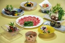 【ご夕食 一例】・・・金目鯛プラン