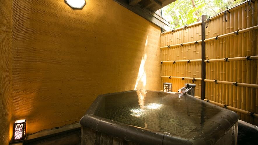 ■客室露天風呂■あなたの好きな時間に、好きなだけ!