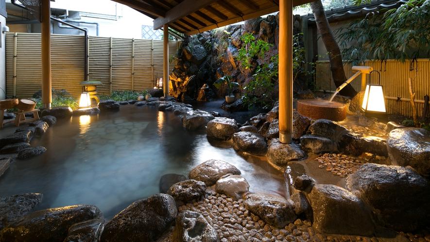 ■貸切露天風呂-離泉-■