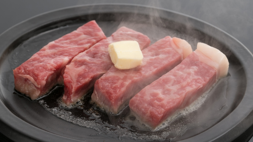 ■和牛ステーキ■