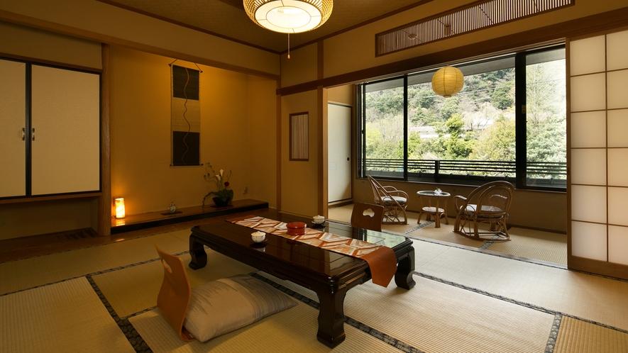 ■和室-須雲川沿い-■