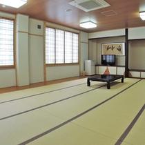*和室20畳一例/小グループから二世代旅行に!贅沢な広々和室です。