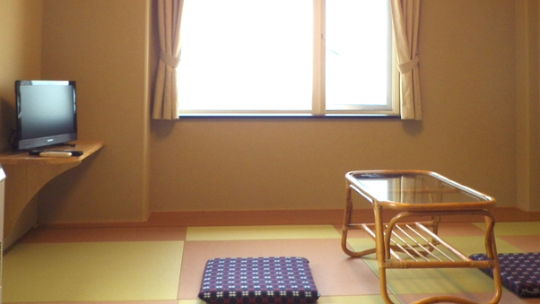 *【禁煙】和室8畳 ※エアコン無し