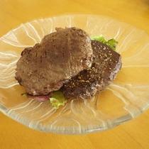 *【料理一例】北海道ならでは!鹿肉のお料理もご用意致します。