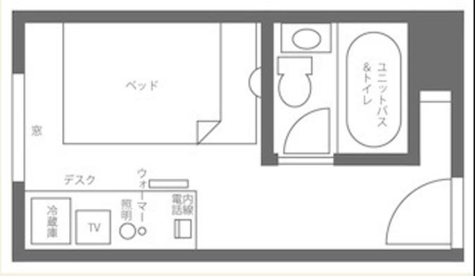【スタンダード素泊まりプラン】広い駐車場普通乗用車無料★