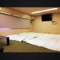 一室限定!ファミリールーム(広さ:27平米)