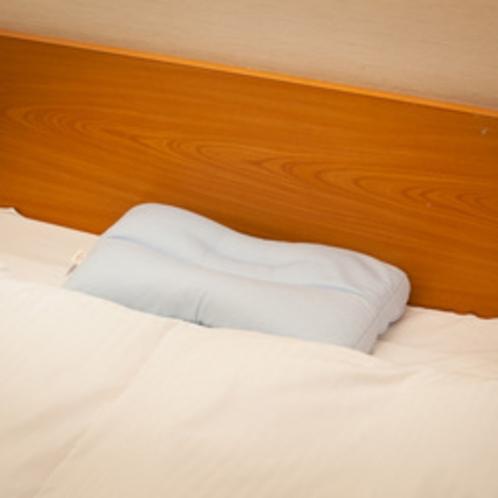 医師が薦める健康枕!肩楽寝