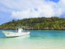 【川平湾】石垣島で有名な観光名所です。