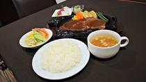 【レストラン】石垣牛ステーキ御膳