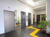 【施設】エレベーター入口