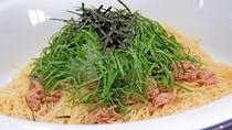 【朝食バイキング】お腹いっぱい食べよう!(パスタ)
