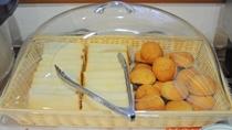 【朝食バイキング】朝食パン