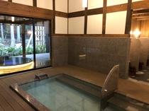 古民家共同浴場・蔵の湯 女内湯