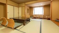 《禁煙》和室【バス付客室】(姫川側)