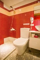 スタンダードダブルルーム 浴室