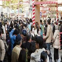 ◎十日恵比須神社◎福岡はお祭りが大好き!