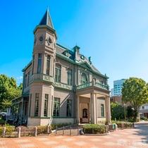 ◎旧福岡県公会堂貴賓館◎当ホテルより徒歩20分