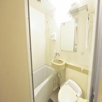 ◎バストイレは温水洗浄便座完備◎