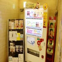 ◎コークオン自動販売機(1Fエレベーター前)◎