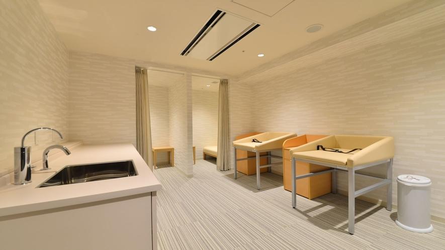 【東館1階】授乳室※ご利用の際はフロントまでお申し付けください。