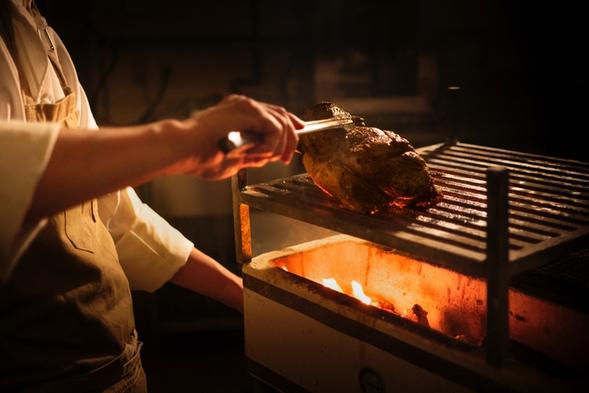御船山楽園ホテル敷地内に新規オープンした『イタリアンレストラン』でディナー☆「プレミアムコース」