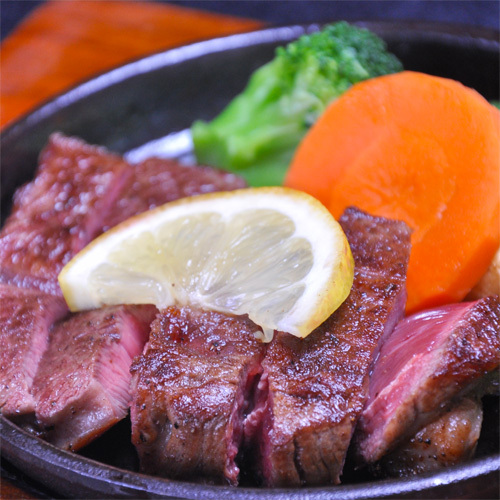 【和牛ステーキ】