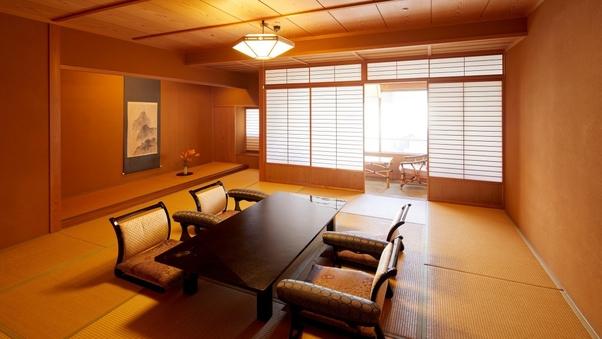 【禁煙】スイート和室(13畳+7畳・78平米)
