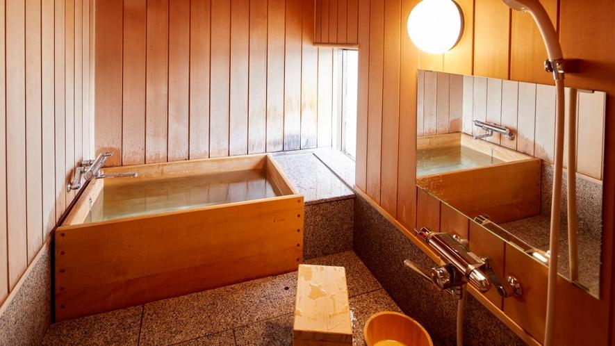 スイート檜風呂