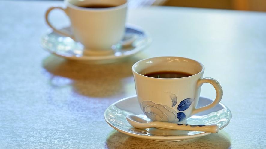 カフェ花筐 コーヒー