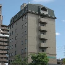 ★ホテル外観★8F建て