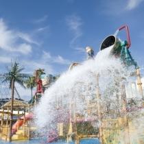ナガシマジャンボ海水プール(トロピカルプール) 夏休みオススメ