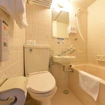 *ユニットバス一例。◎全室ウォシュレットトイレ付