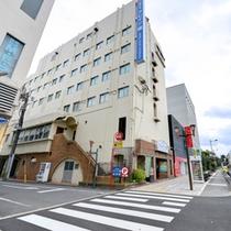 *【外観】宮崎県庁や市役所まで徒歩圏内☆ビジネス・観光の拠点に♪