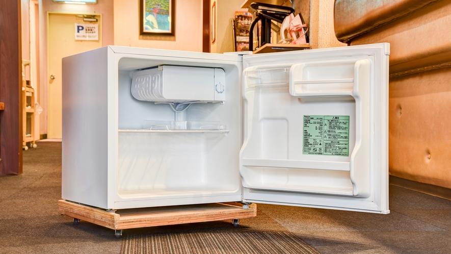 *【レンタル】空冷蔵庫の貸出もあります。数に限りがございますので、お早めに。(有料300円税別/泊)