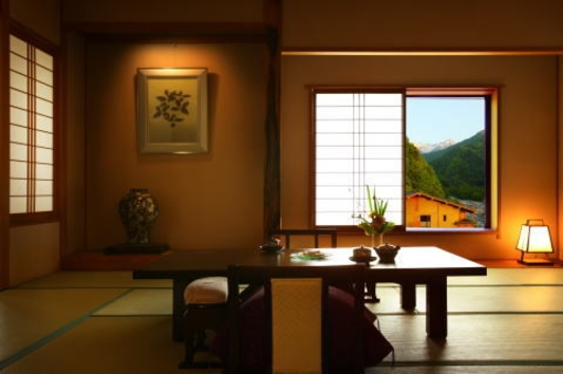 二人静 本邸 『純和風特別室』