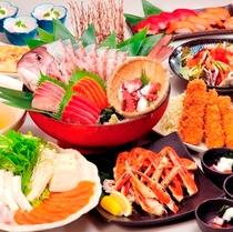 まぐろや おすすめ宴会料理 例1)