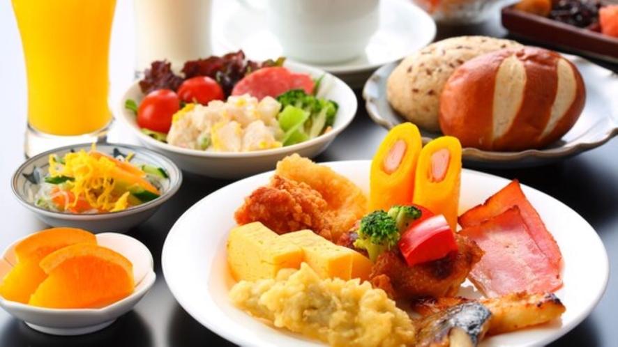 【朝食メニュー】