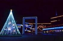 【幻想のイルミネーション】飛騨・世界生活文化センター (2月下旬迄開催)ホテルより徒歩5分