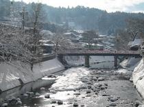 中橋(冬)