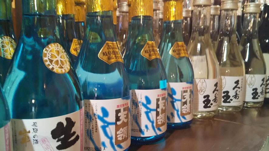 ■夕食バイキング(アルコール・地酒もあり☆)
