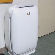 ◆加湿機能付空気清浄機完備
