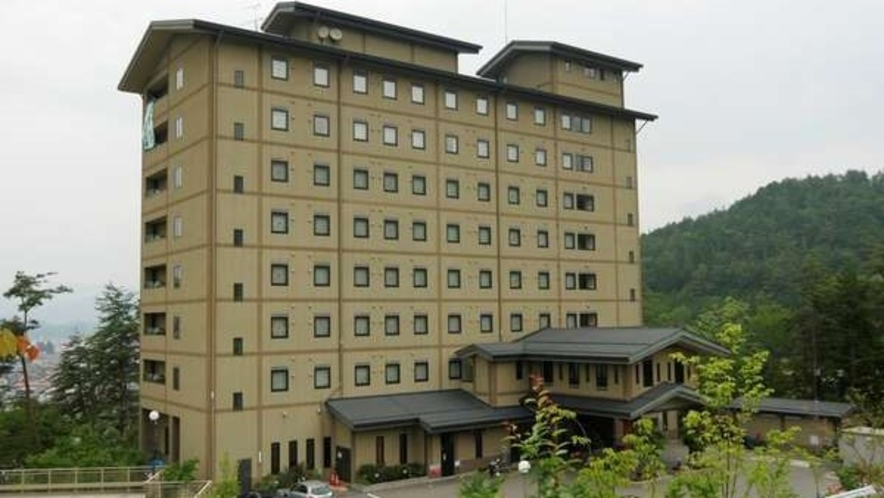 ■ホテル外観写真