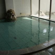 銀河高原温泉「かたくりの湯」内風呂
