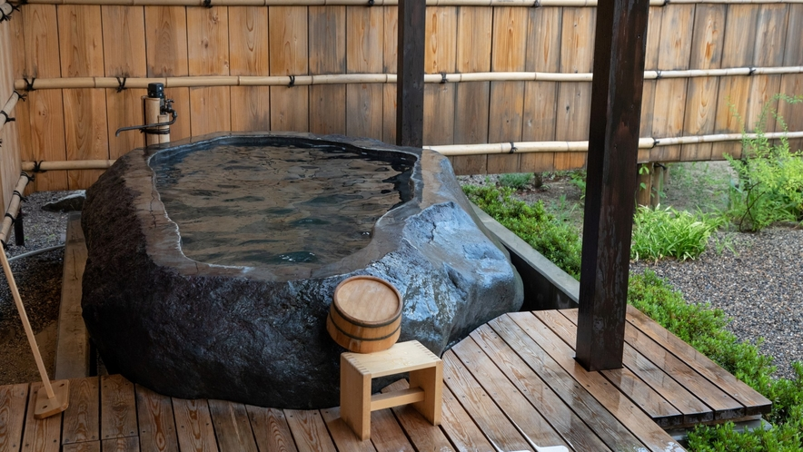 【KURA04】露天風呂