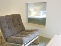 【YAMAGATA06】にじり口からつながる約2畳の瞑想ルームを併設するお部屋