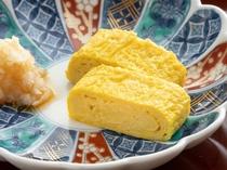 【朝食例】たまご焼き