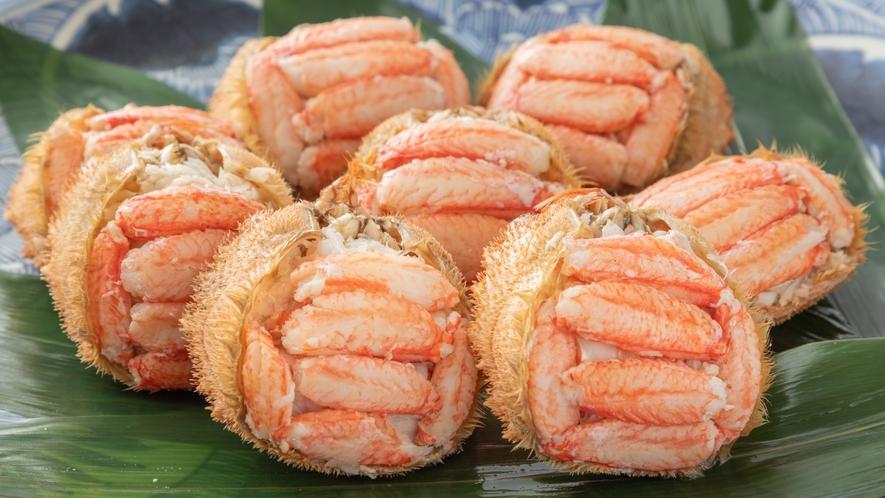 【別注料理】天然のカニがぎっしり詰まった甲羅箱