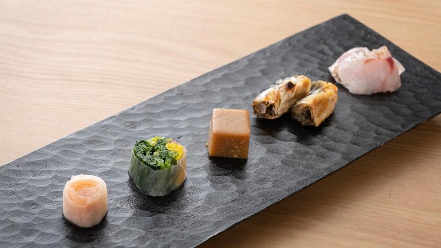 【夕食】冬の料理例