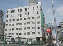 ホテル(東面)